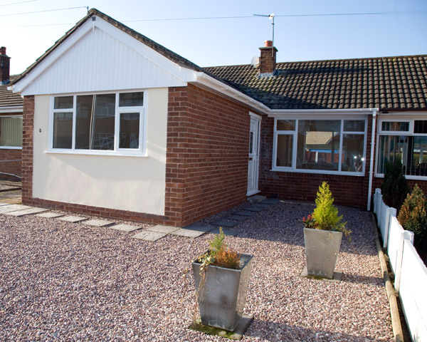 bungalow for sale in Anchorsholme, Cleveleys, Blackpool, Lancashire